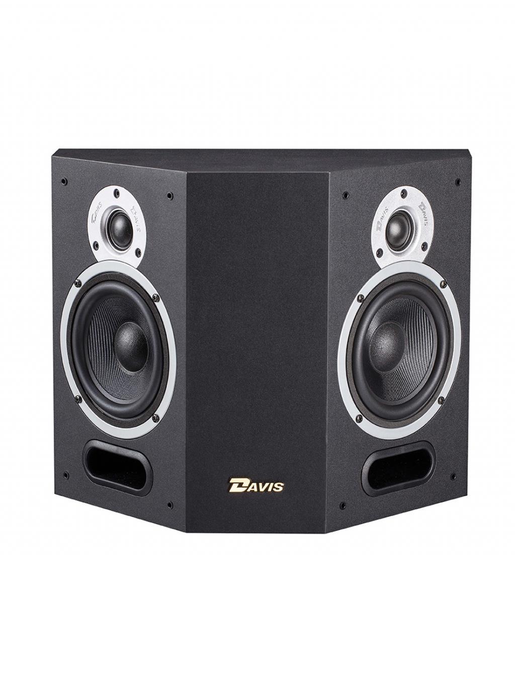 Boxe Davis Acoustics Atmosphere Black