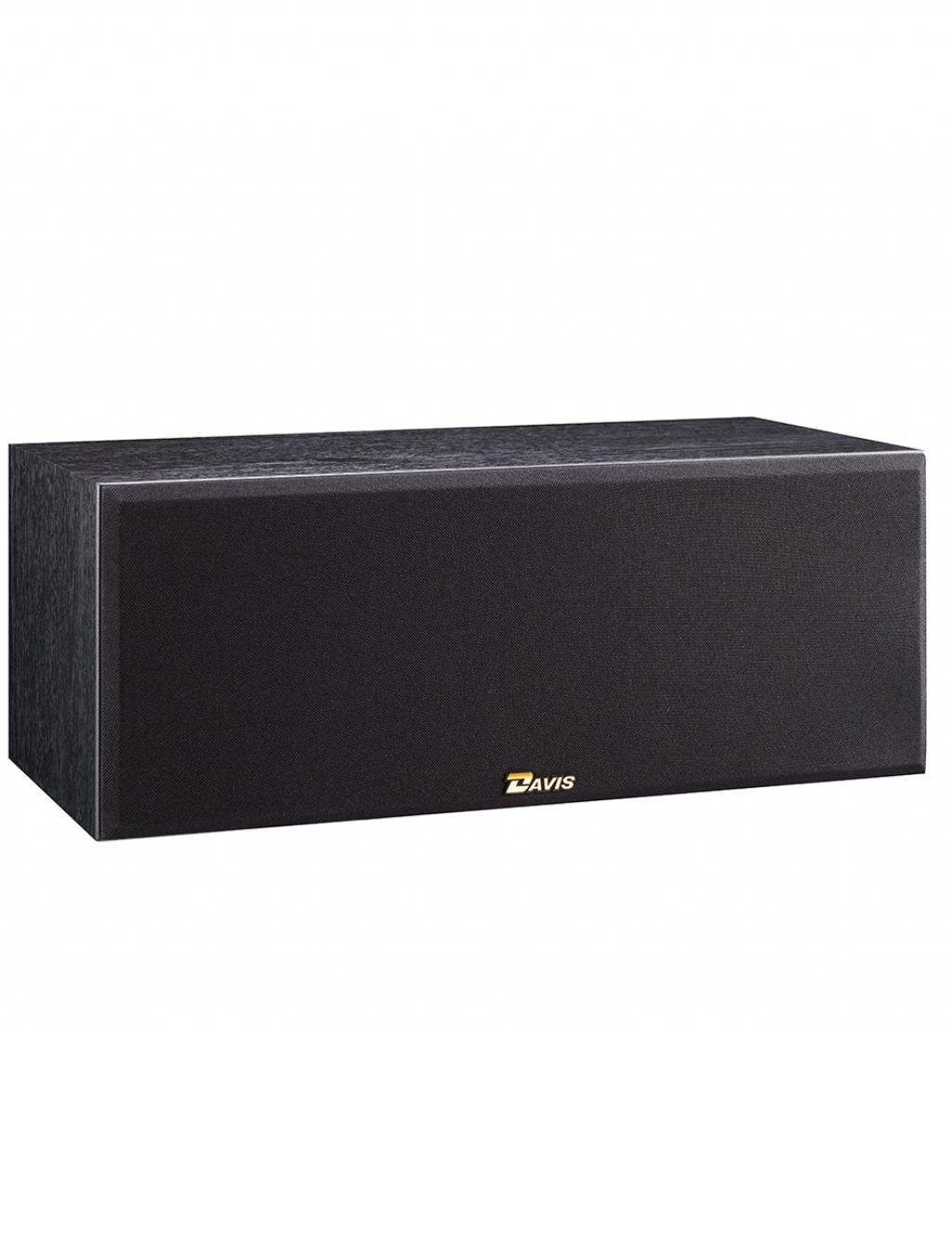 Boxa Davis Acoustics Centrale Dhavani Black Ash