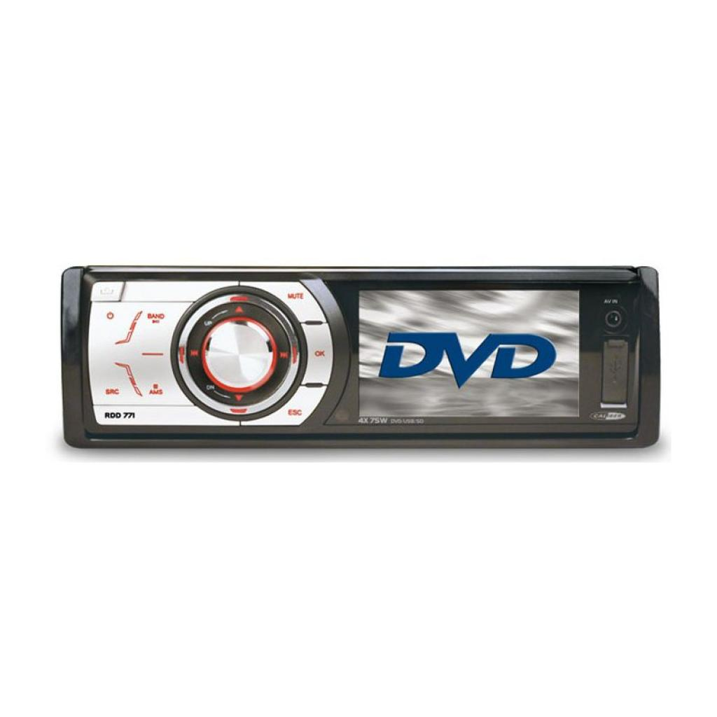Dvd Auto Caliber Rdd771