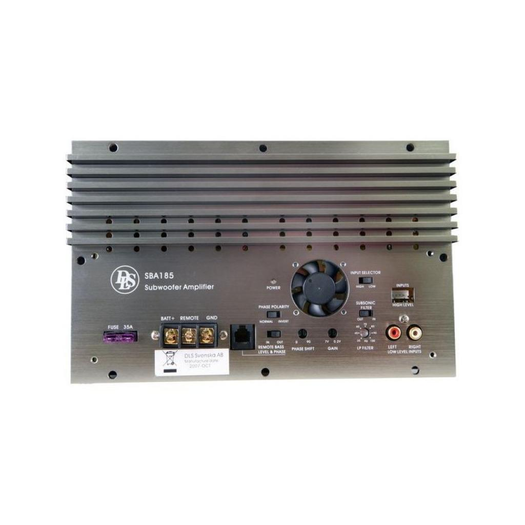Amplificator Auto DLS SBA185