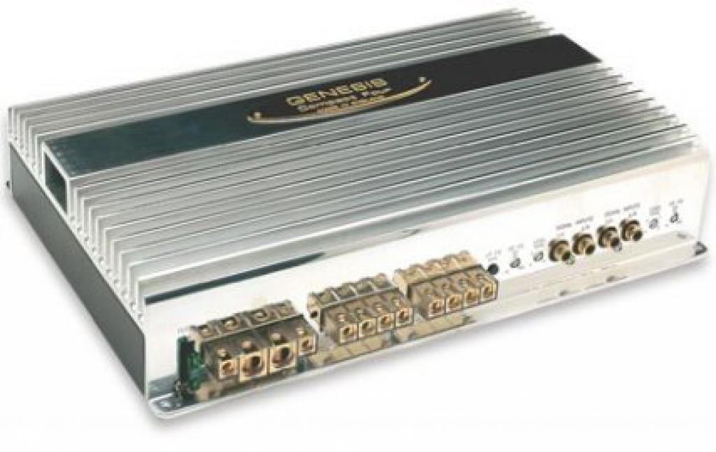 Amplificator Auto Genesis Compact four
