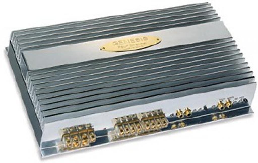 Amplificator Auto Genesis Four Channel