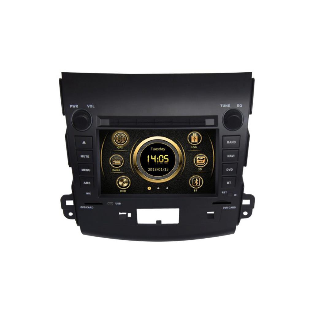 Navigatie Car Vision DNB dedicat Mitsubishi