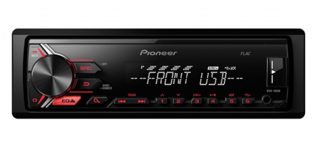 Player Auto Pioneer MVH-190UB