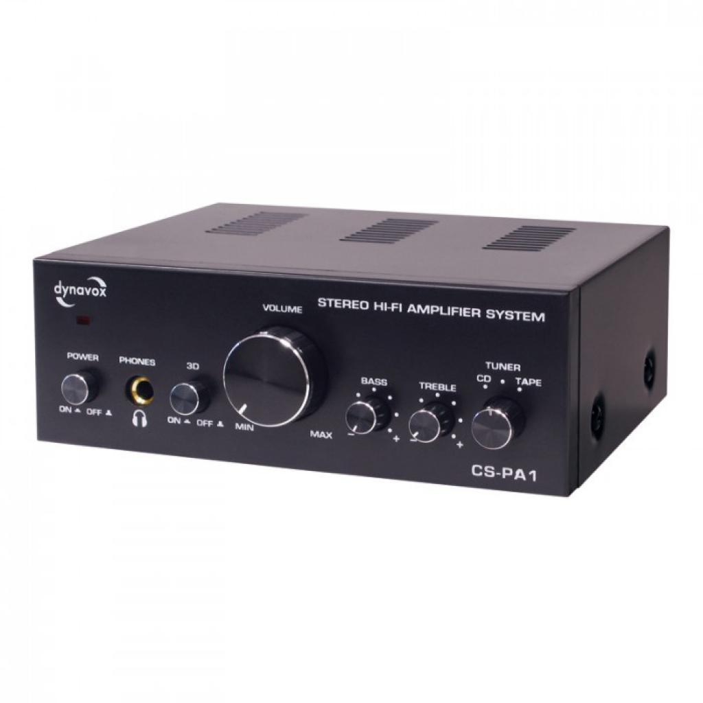 Amplificator Integrat Dynavox CS-PA 1MK Argintiu