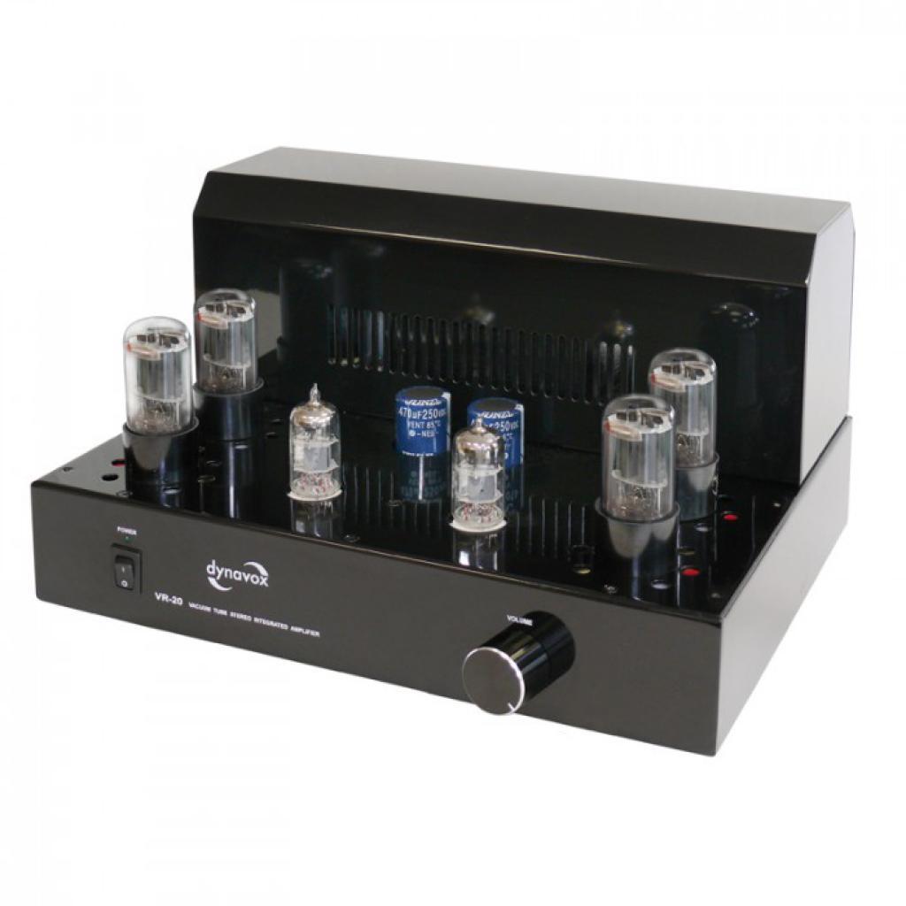 Amplificator Integrat Dynavox VR-20 Black
