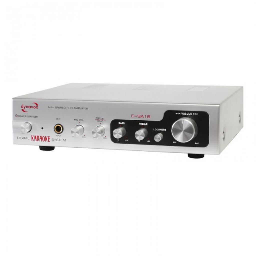 Sistem Stereo Dynavox Dream Sound Set 2 Argintiu