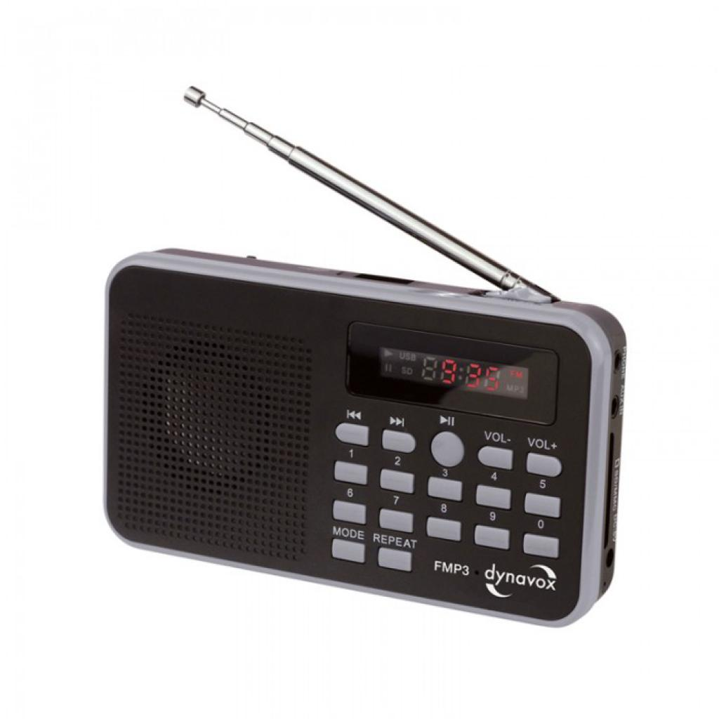 Boxa Portabila Fm Radio - Mp3 Player Dynavox Fmp3