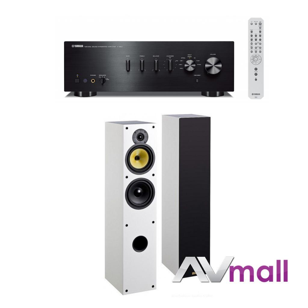 Pachet Amplificator Integrat Yamaha A-S501 + Boxe Davis Acoustics Maya