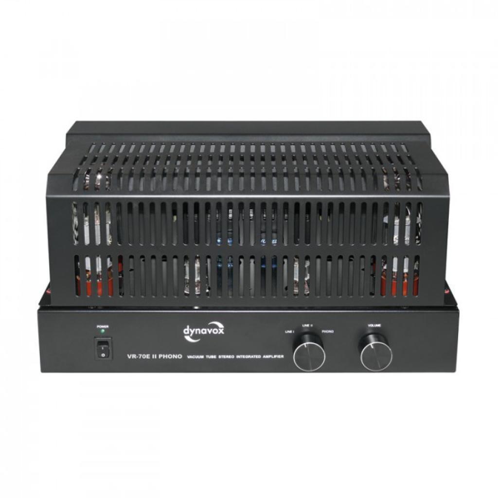 Amplificator Integrat Dynavox Vr-70e Ii Phono Chrome
