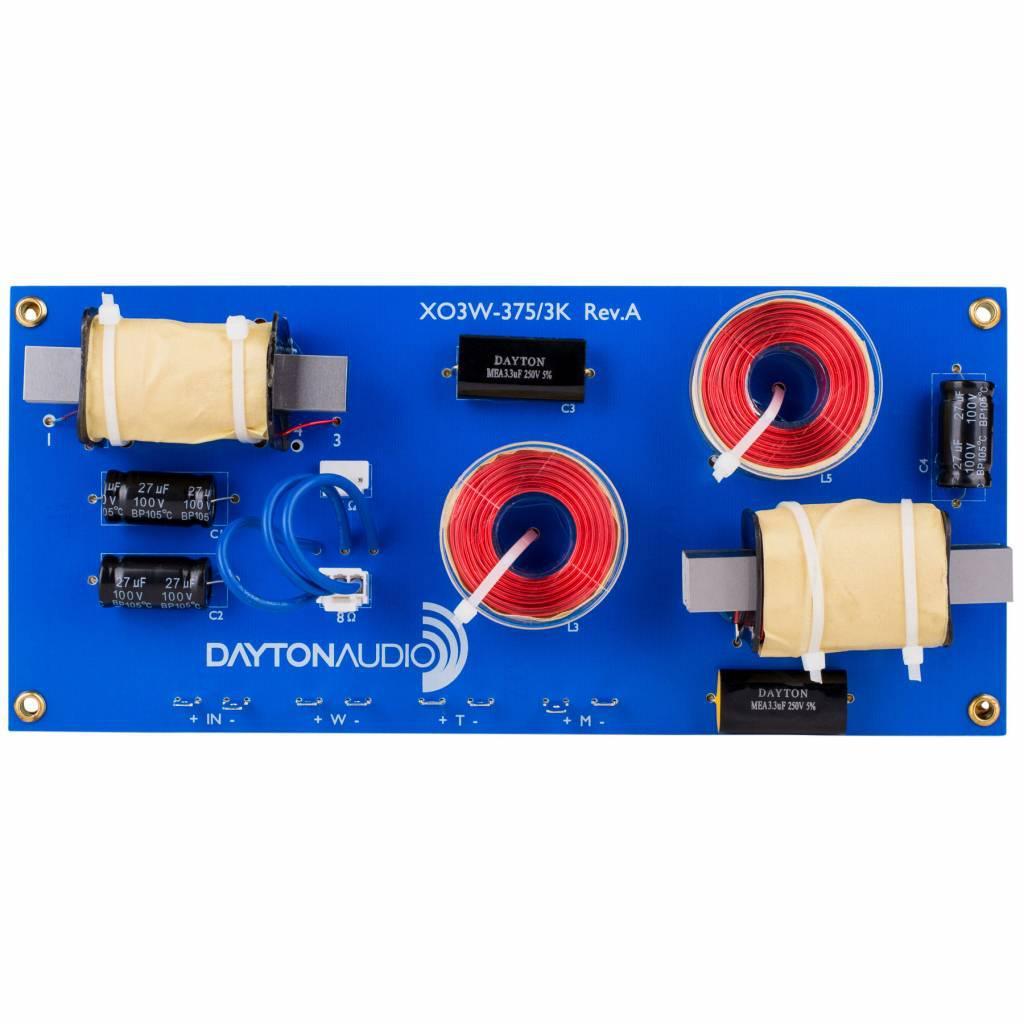 Filtru Pasiv Dayton Audio XO3W-375/3K