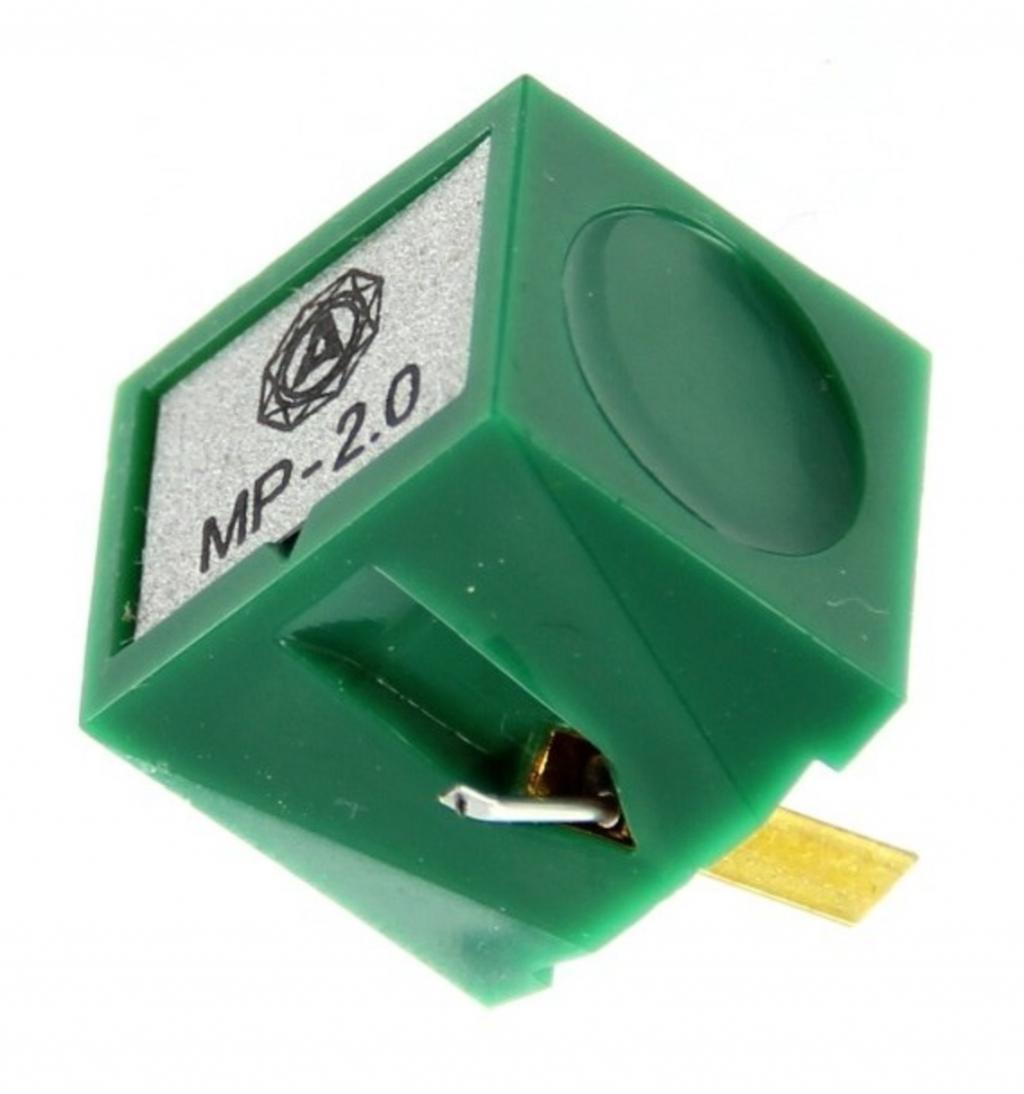 Ac Diamond Pick-Up Nagaoka MP-100 series, 78 RPM, 2,0 mil