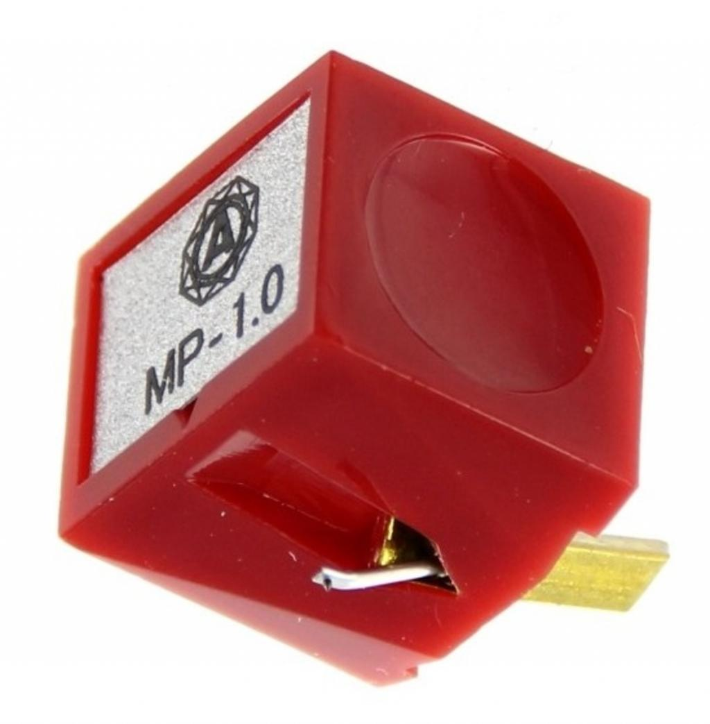 Ac Diamond Pick-Up Nagaoka MP-100 series, 78 RPM 1,0 mil mono