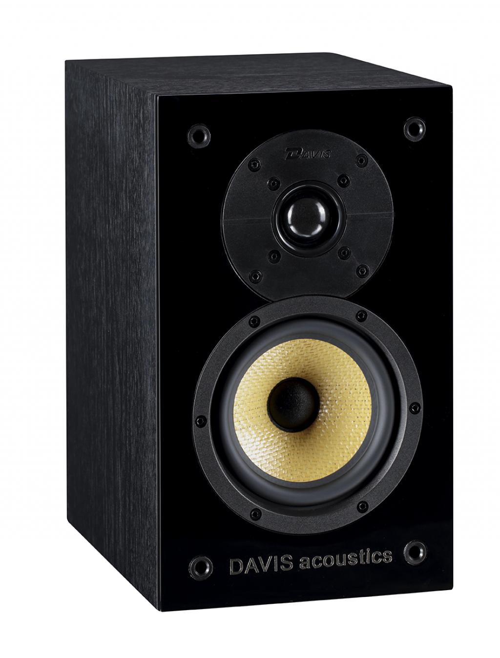 Boxe Davis Acoustics Balthus 30 Walnut