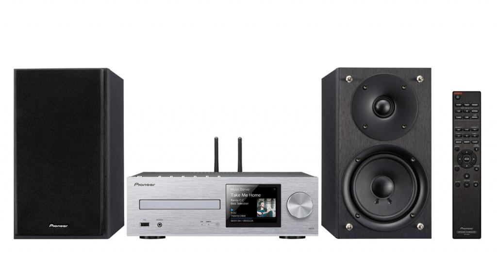 Sistem Stereo Pioneer X-HM76 Negru