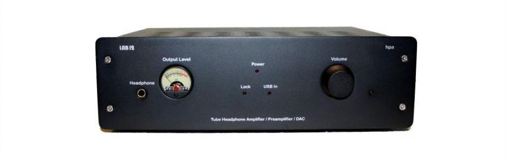 Preamplificator Stereo Lab 12 Hpa Negru
