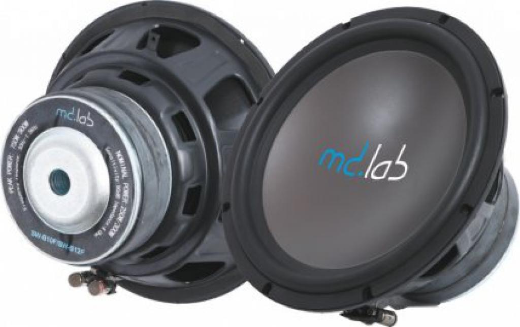 Subwoofer Auto Md.Lab SW-B10F