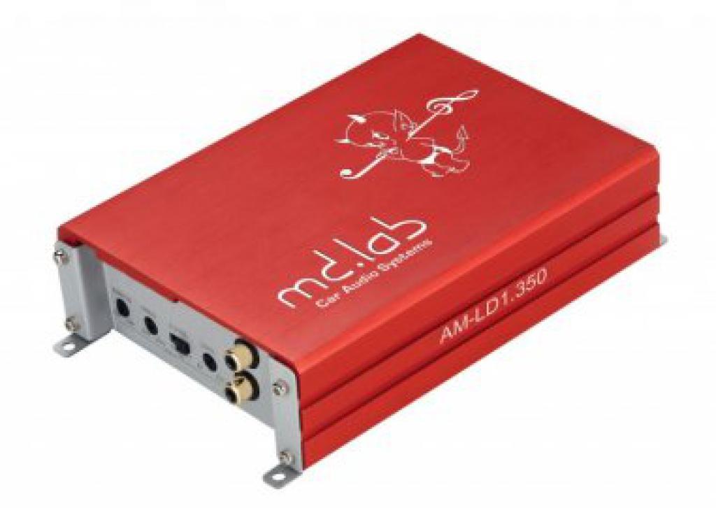 Amplificator Auto Md.Lab AM-LD1.350