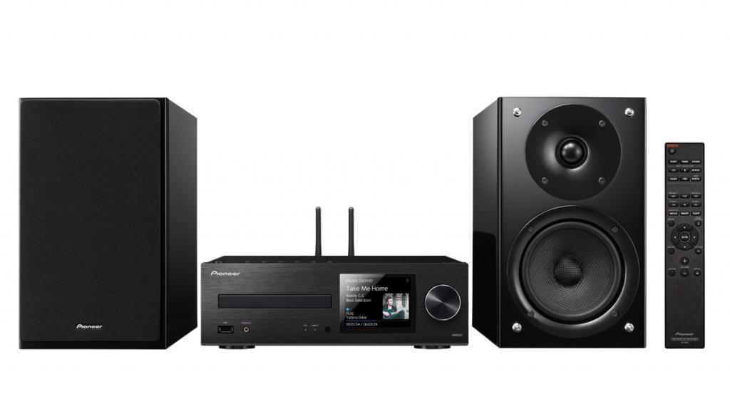 Sistem Stereo Pioneer X-hm86d Negru