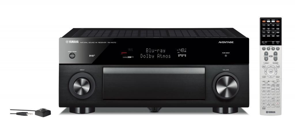 Receiver AV Yamaha RX-A1070