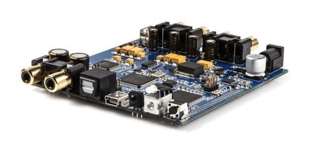 Procesor Digital miniDSP 2x4 HD
