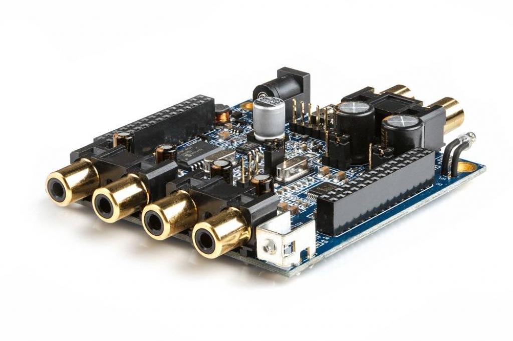 Procesor Digital miniDSP 2x4 Kit