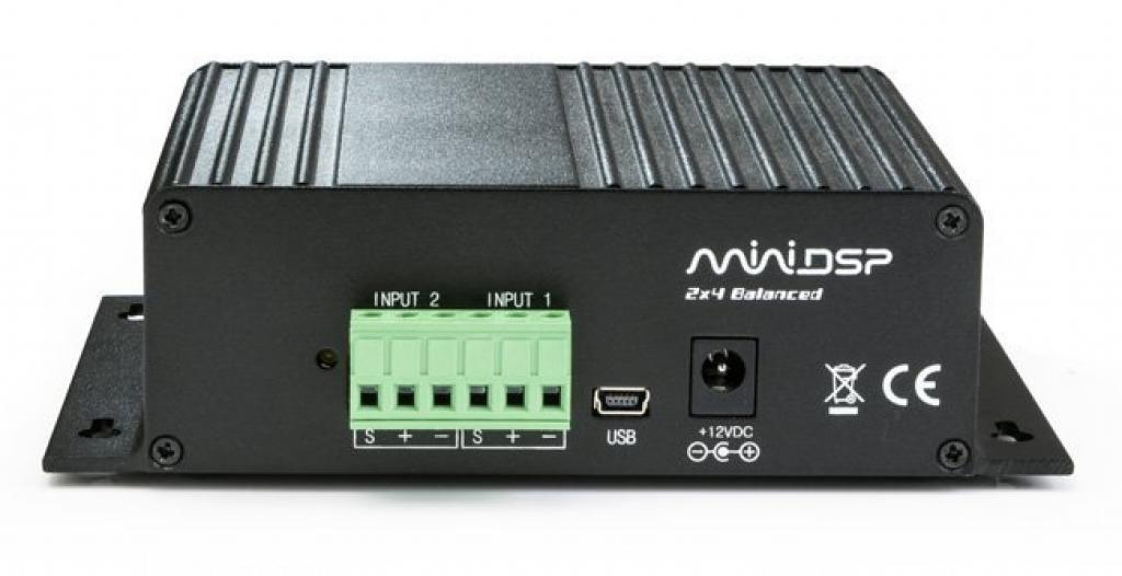 Procesor Digital Minidsp Balanced 2x4