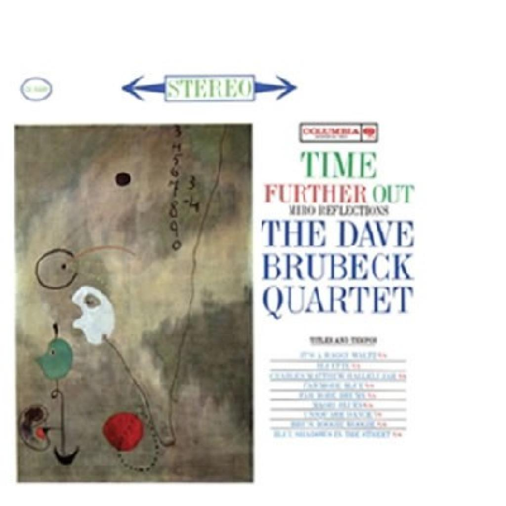 Disc Vinil The Dave Brubeck Quartet - Time Further
