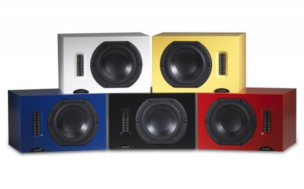 Sistem De Boxe Neat Acoustics The Iota 5.0 Zinc Ye