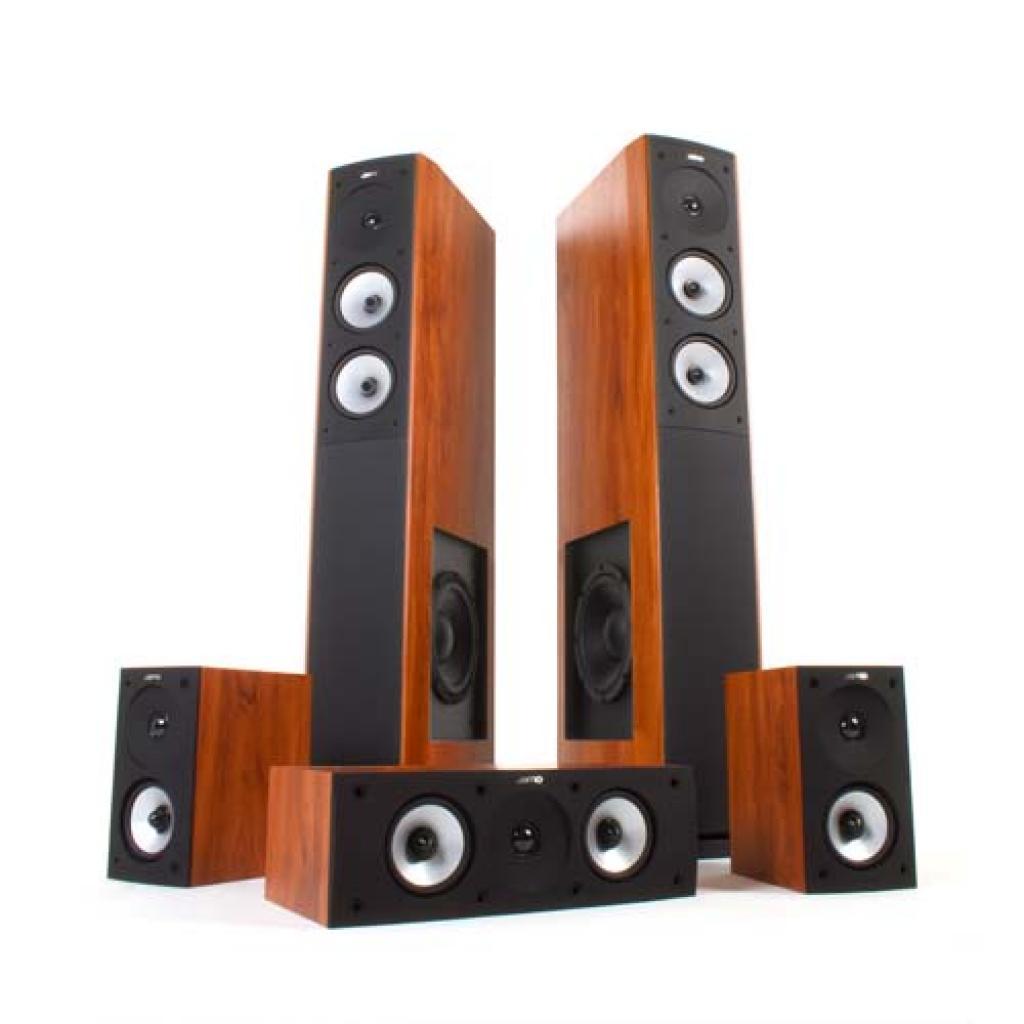 Sistem de Boxe Jamo S 626 HCS Black Ash