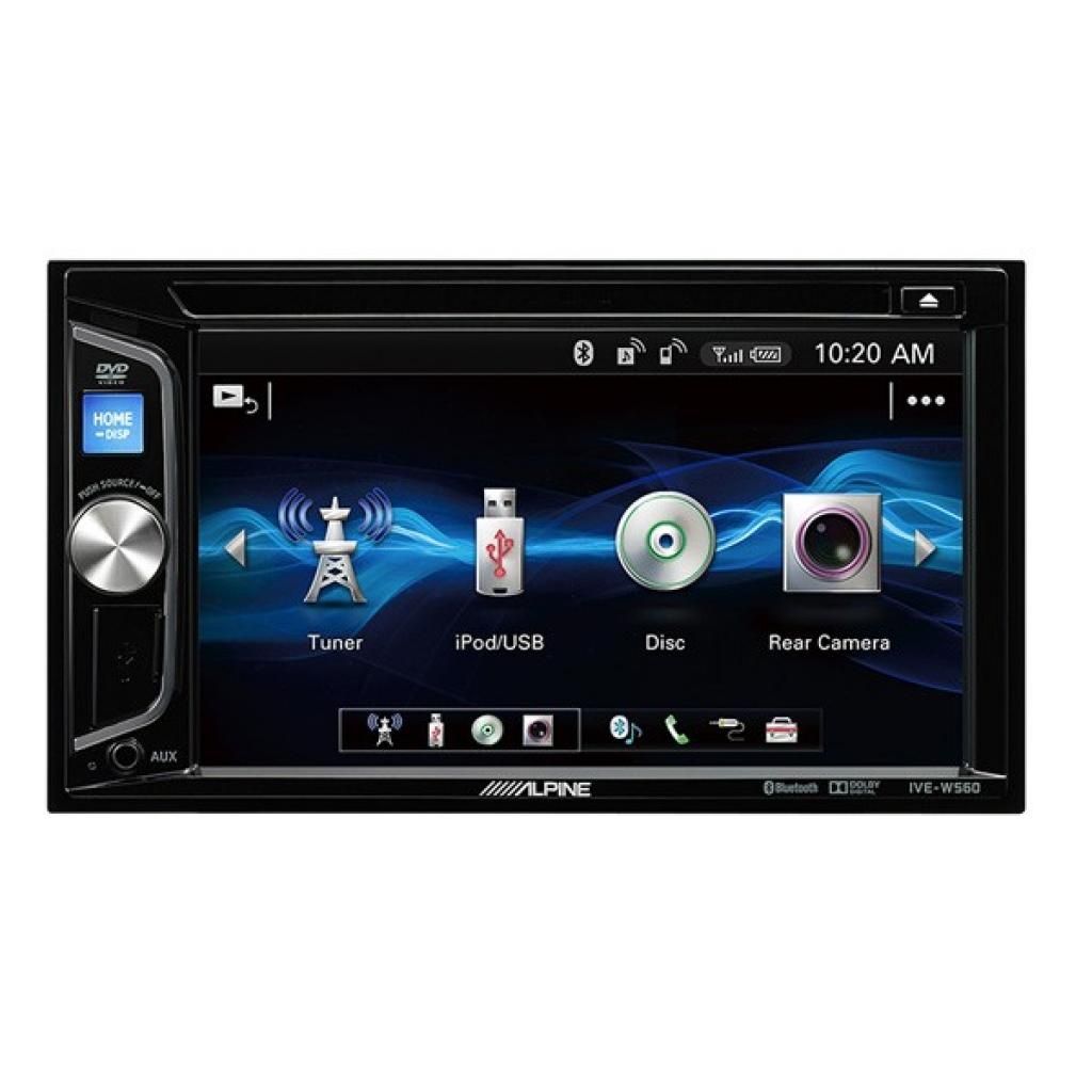 DVD Auto Alpine IVE-W560BT