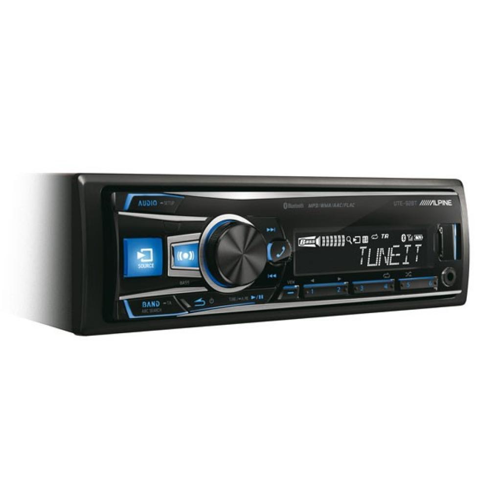 CD Player Auto Alpine UTE-92BT