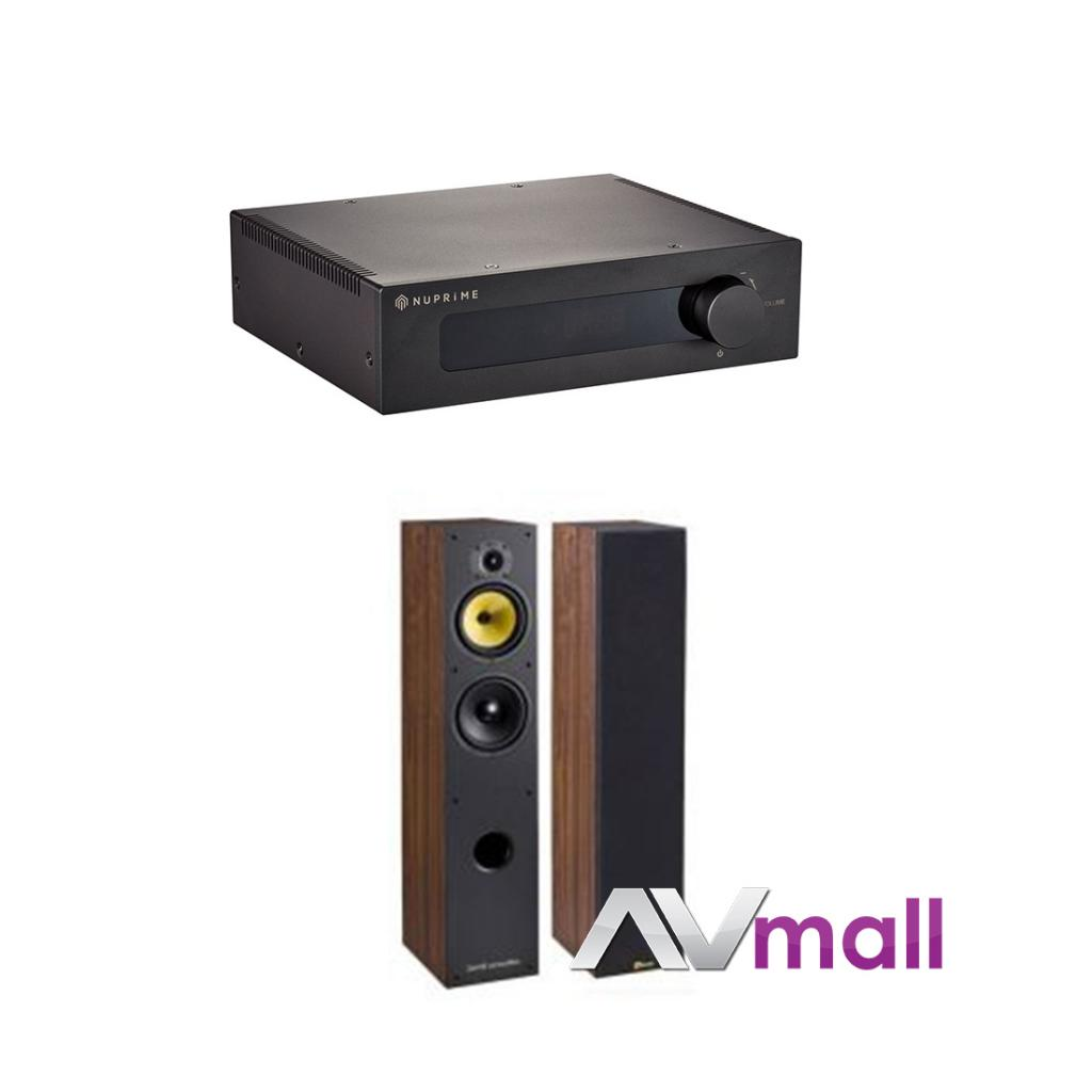 Pachet Amplificator Integrat NuPrime IDA-6 BT Dongle + Boxe Davis Acoustics Maya