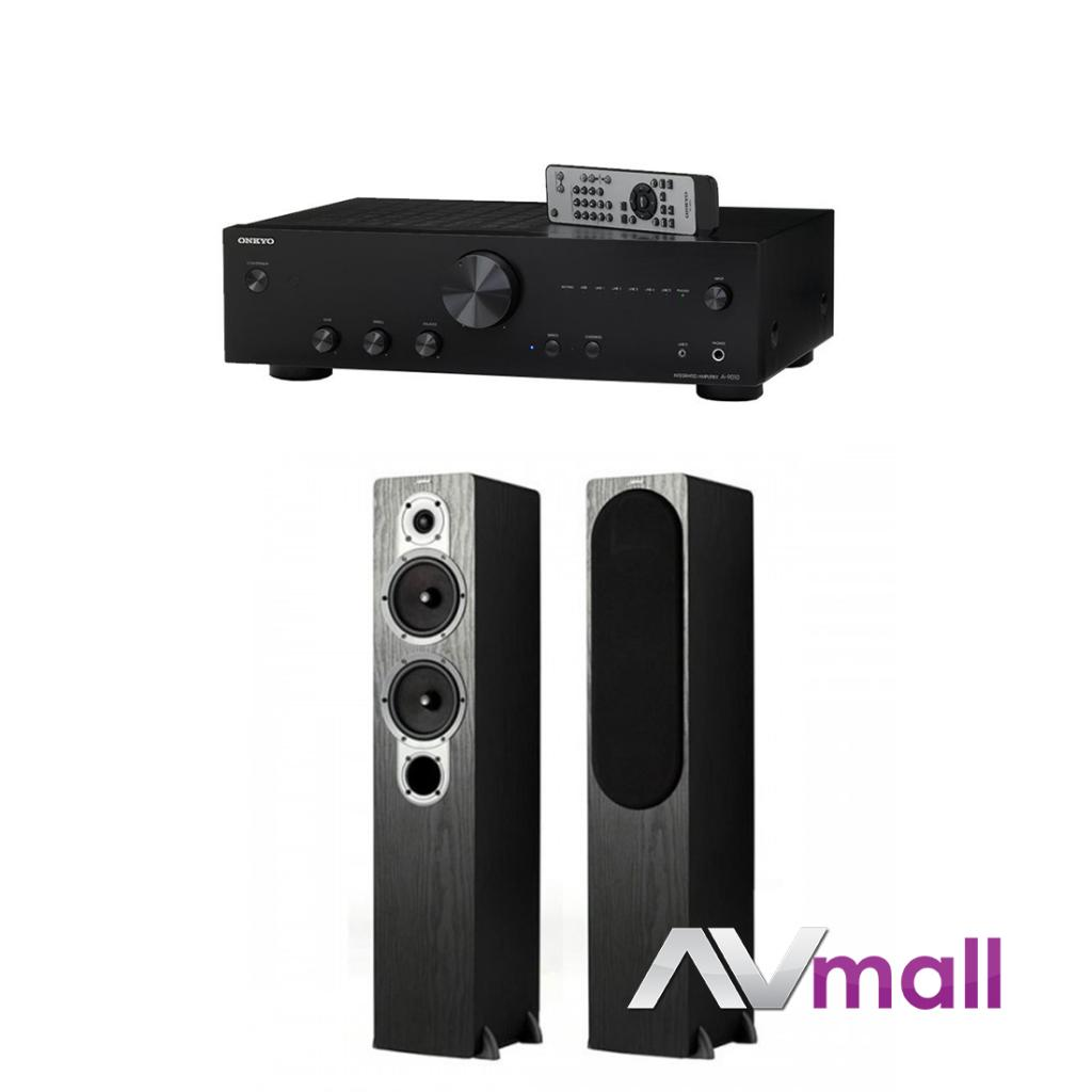 Pachet Amplificator Integrat Onkyo A-9010 + Boxe J