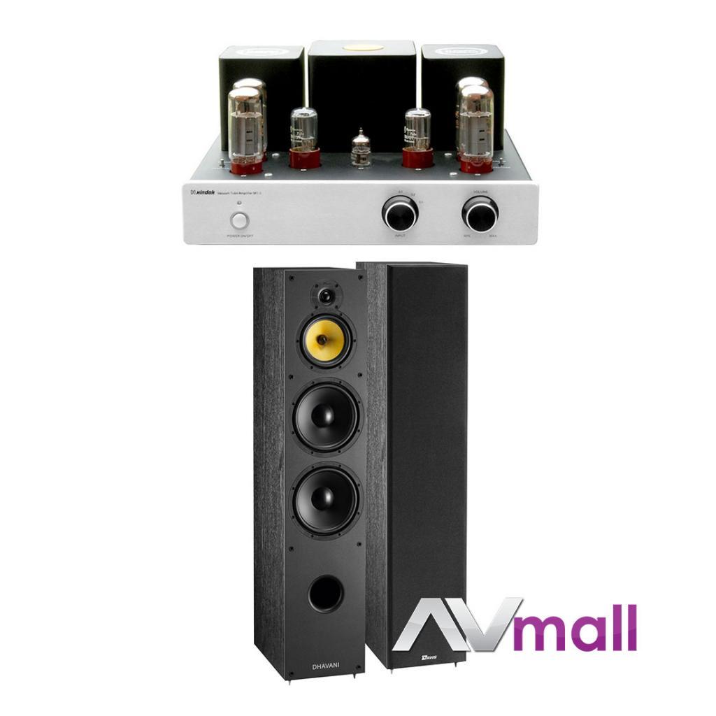 Pachet Amplificator Integrat Xindak Mt-3 Class A +