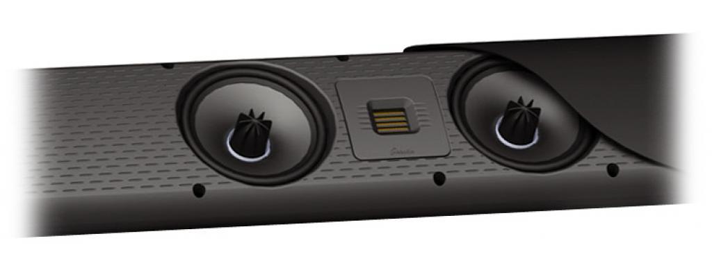 Boxa Soundbar Goldenear Supercinema 3d Array