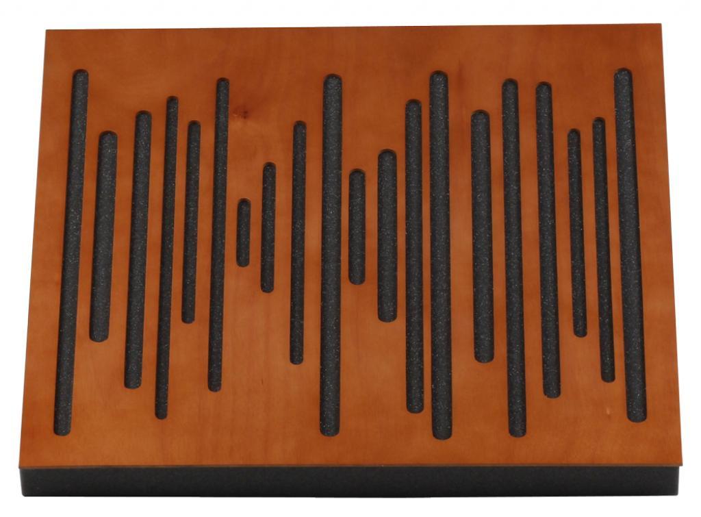 Panou Fonoabsorbant Vicoustic Wavewood Pro 60.4 Light Brown