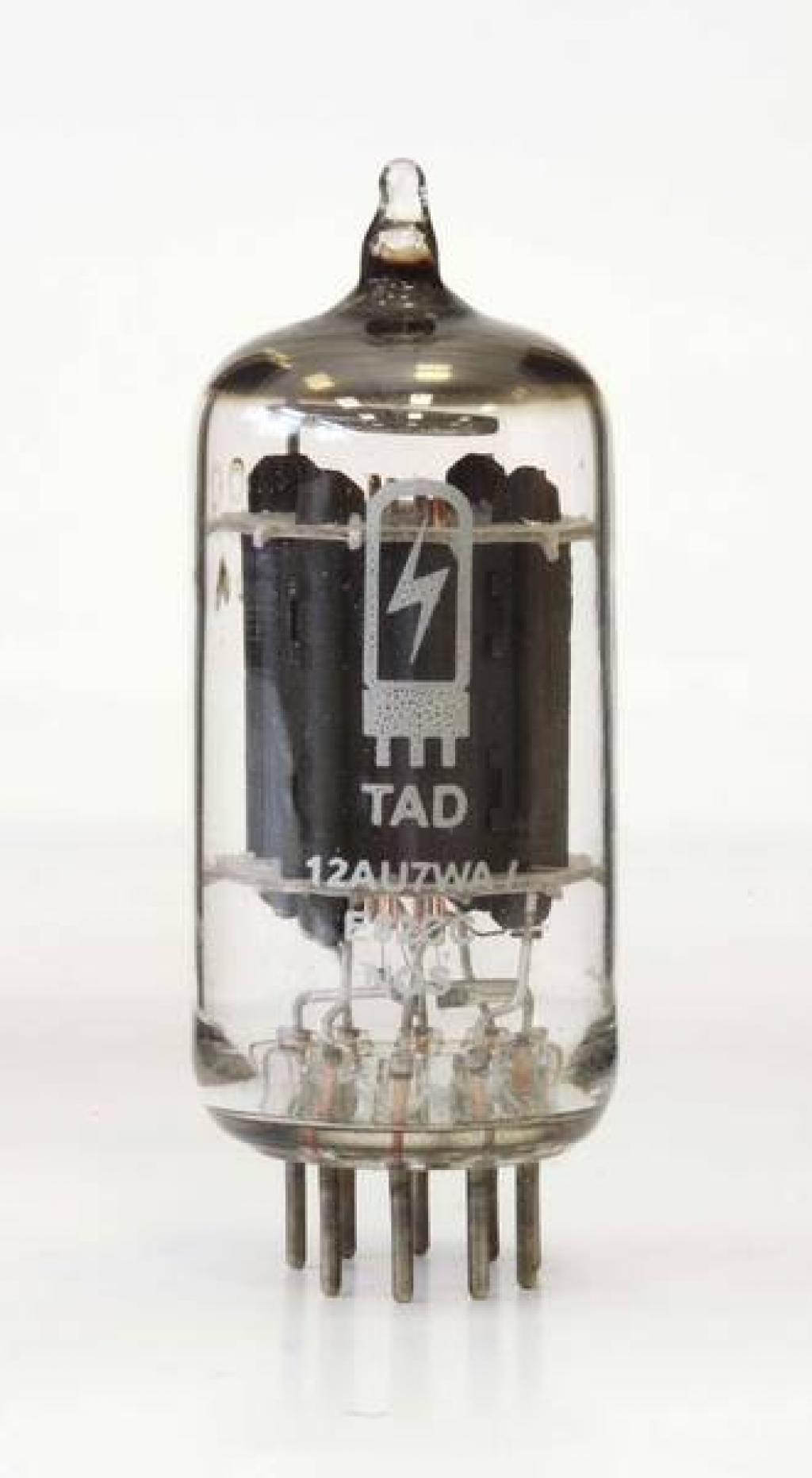 Lampa NOS ( Tub ) TAD 12AU7WA / E82CC Tuburi Matching (2b)
