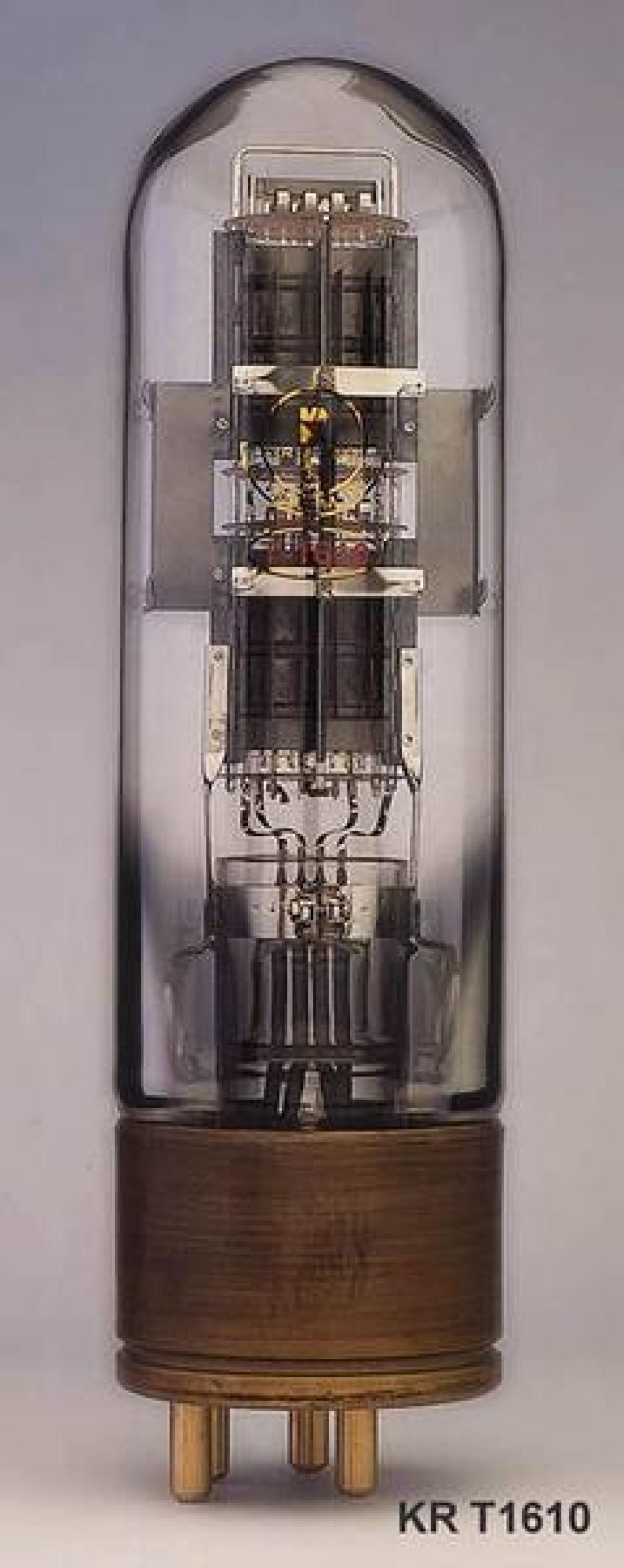 Lampa NOS ( Tub ) KR Audio T1610