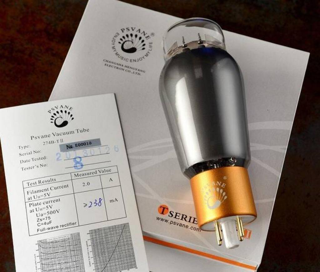 Lampa NOS ( Tub ) Psvane 274B-T-MKII Reference Mark 2 T-series