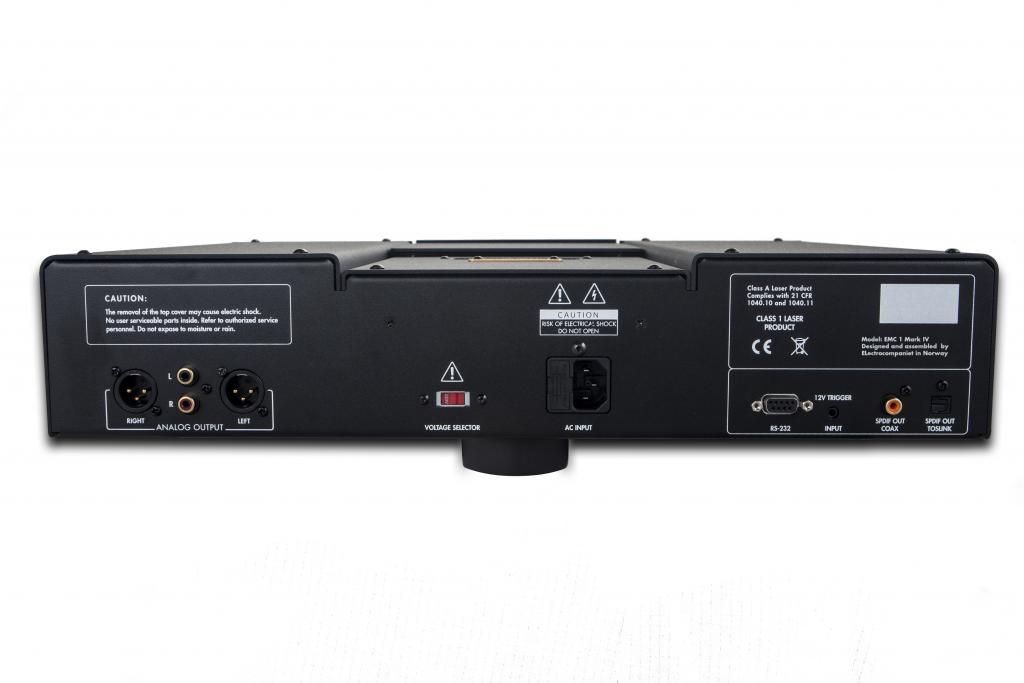 CD Player Electrocompaniet EMC 1 MK IV