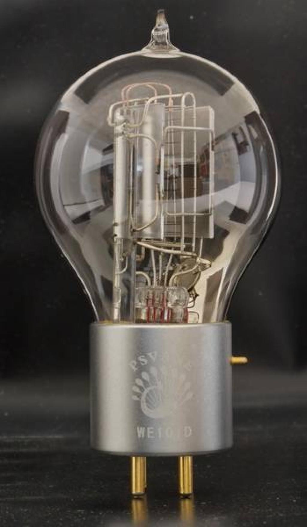 Lampa NOS ( Tub ) Psvane WE101D short pin version