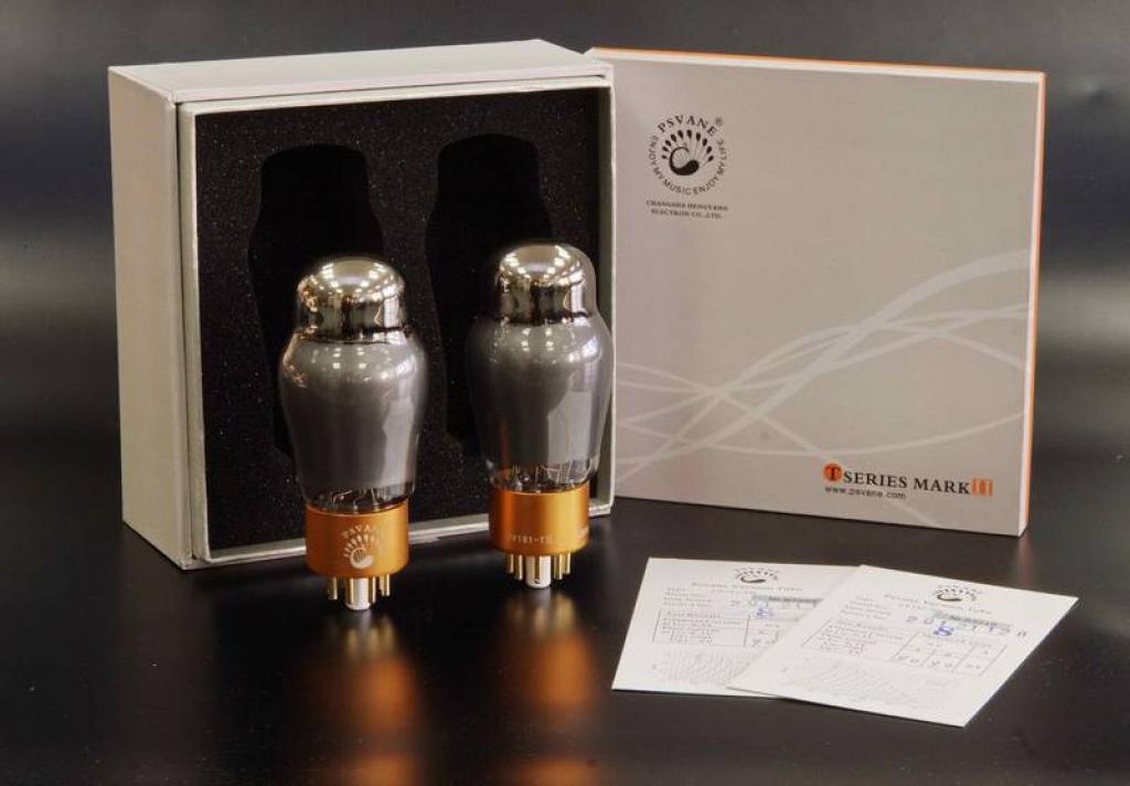 Lampa NOS ( Tub ) Psvane CV181-T/2 / 6SN7