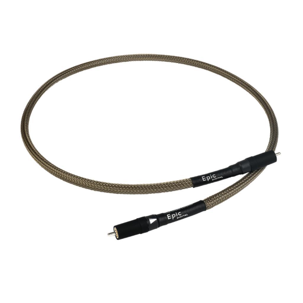 Cablu Coaxial Digital Chord Epic 1 metru