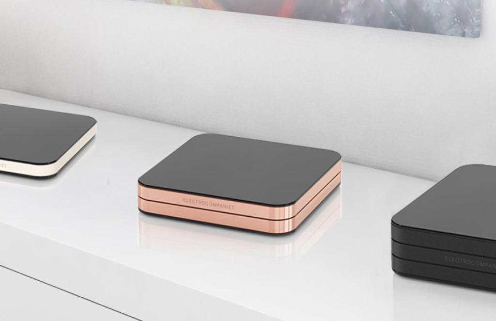 Sistem Stereo Ec Living Rena Sa-1 Copper