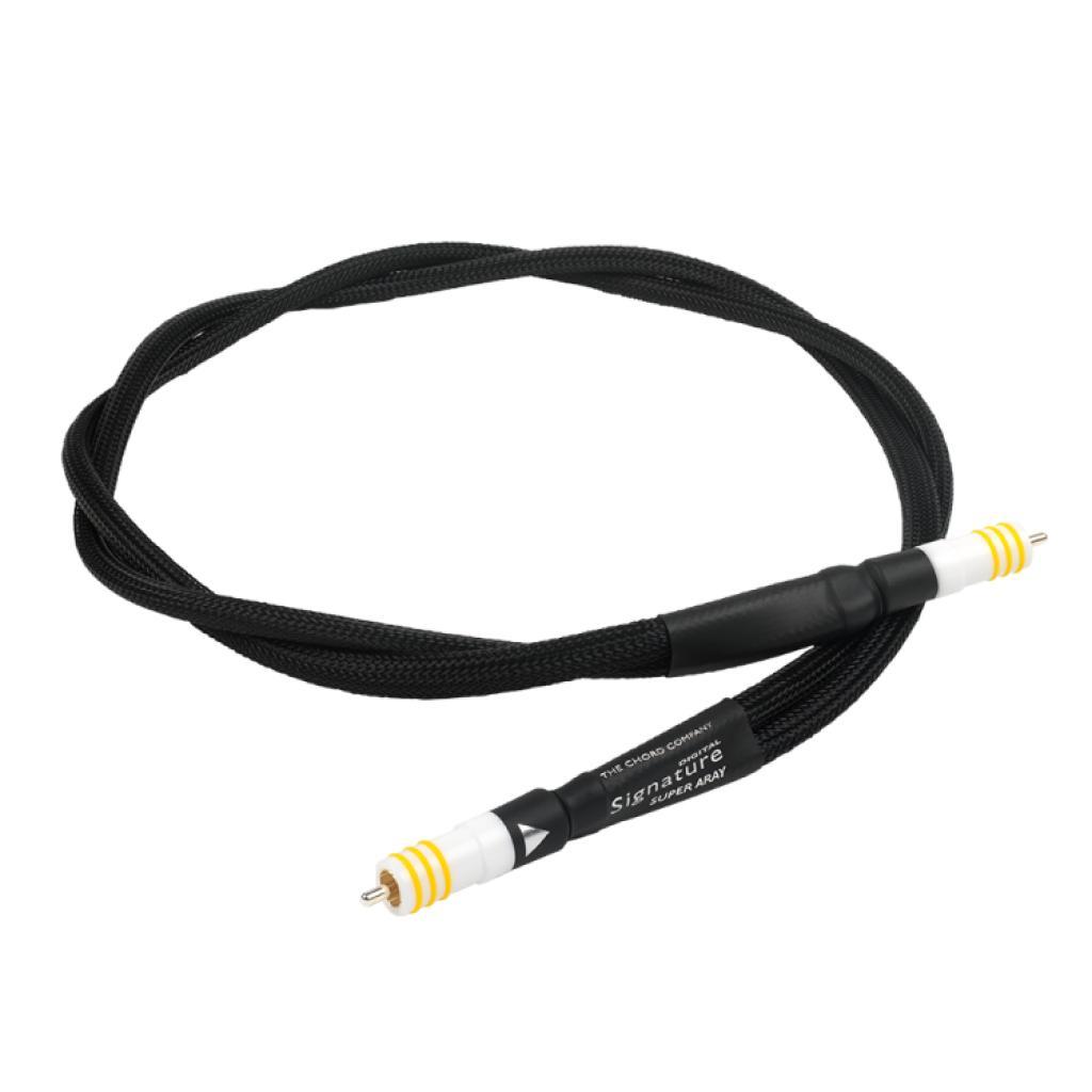 Cablu Coaxial Digital Chord Signature Digital Supe