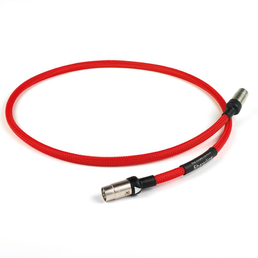 Cablu Interconect DIN Chord Shawline 1 metru