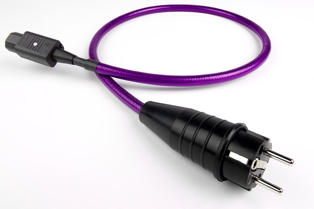 Cablu De Alimentare Chord Purple Power Chord 1 Met