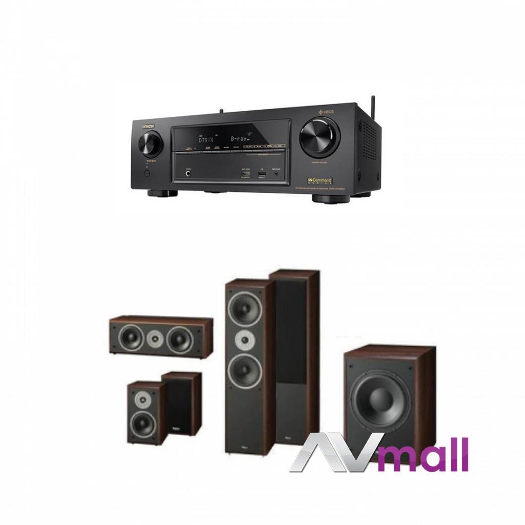 Pachet Pachet Boxe Magnat Monitor Supreme 802 + Bo