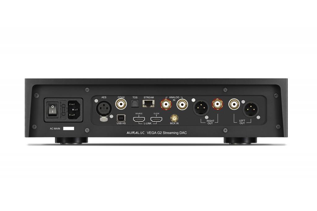 Convertor Digital/Analog (DAC) Auralic Vega G2